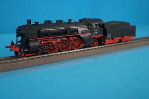 Marklin-37184-DB-Locomotive-with-Tender-Br-18-Black-Digital-amp-Smoke