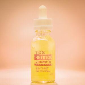 PURE RETINOL VITAMIN A 2.5% + HYALURONIC ACID- RETINOL