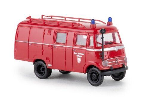 Feuerwehr Ratingen Neu Brekina 36611-1//87 Mercedes LF 319 LF 8
