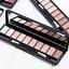 Makeup-Matte-Smoky-Eye-Shadow-Powder-Cream-Eyeshadow-Cosmetic-Brush-Palette-Set thumbnail 5