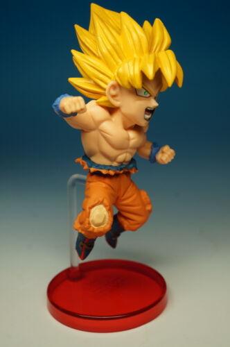 Banpresto Dragon Ball Battle of Saiyans WC Vol.2 PVC Figure ~ SS Goku BP36507