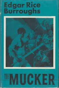 EDGAR RICE BURROUGHS THE MUCKER ILLUS BY J. ALLEN St. JOHN  CANAVERAL PRESS 1963