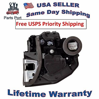 69050-0C060 Power Door Lock Actuators Door Latch Rear Right RR For 07-16 TUNDRA