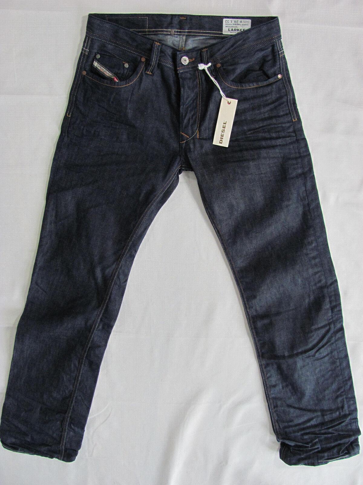 5b4c1eea Men's Diesel Larkee Regular Straight Jeans - Wash 0802a -size 28 for ...