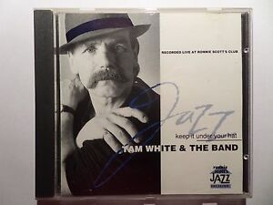 Keep It Under Your Hat – Tam White & The Band (CD) - España - Keep It Under Your Hat – Tam White & The Band (CD) - España
