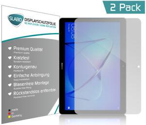 Slabo-Displayschutzfolie-fuer-Huawei-MediaPad-T3-10-9-6-AGS-L09-2er-Set-MATT