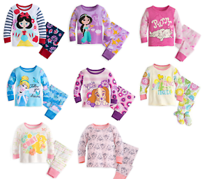 f5e9ccca6 Image is loading Disney-Store-PJ-Pals-for-Baby-Pajamas