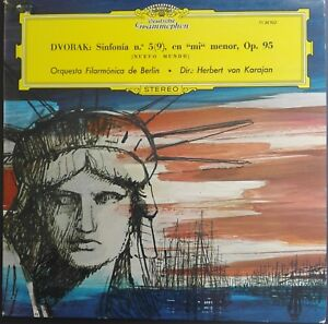 Dvorak - Symphony No. 5 New World, KARAJAN, BPO, DGG STEREO