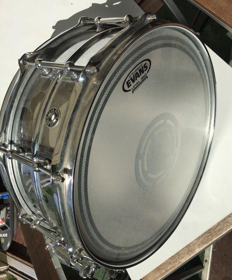 "Lilletromme, Drum Gear 14x5"""