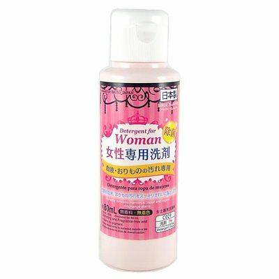 DAISO JAPAN DETERGENT FOR WOMAN PERFECT REMOVED BLOOD & STAIN 80ml