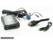 Connects2 CTASKUSB003 USB / Aux 3.5mm / SD Adaptor Skoda Octavia Mk2