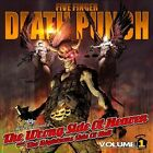 Wrong Side of Heaven and the Righteous Side of Hell, Vol. 1 [Clean Version] [7/30] by Five Finger Death Punch (CD, Jul-2013, Prospect Park)