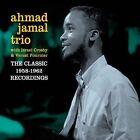 Jamal Ahmad Trio The Classic 1958-1962 Recordings 5cd