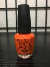 OPI Nail Lacquer Polish H 53 a Roll in The Hague .5 FL Oz 15 Ml
