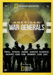 American-War-Generals-National-Geographic-New-DVD