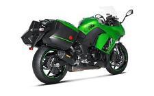 Akrapovic Dual Street Legal Slip-On Mufflers Carbon for Kawasaki Z1000SX 2014