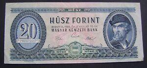 Hongarije-Hungary-20-Forint-1969