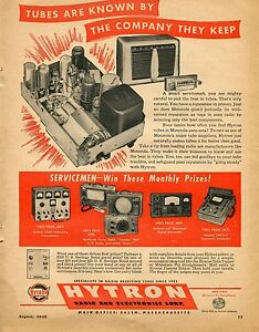 1948-Print-Ad-of-Hyton-Radio-Tubes-Serviceman-Motorola-Radio-Salem-Massachusetts