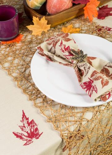 And Everyday Déc Parties Dii Woven Paper Decorative Table Runner For Holidays