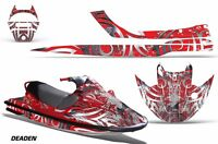Amr Racing Jet Ski Wrap Kawasaki Sport Tourer 1100 Sxx Graphics Kit 97-99 Deaden