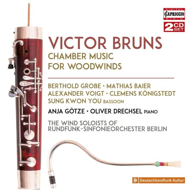 Voigt - Victor Bruns: Chamber Music for Woodwinds