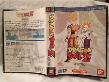 Dragon Ball Z: Buyuu Retsuden (Sega Megadrive Genesis) Japanese fighting game