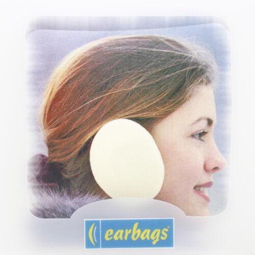 earbags Ohrenwärmer Ohrenschützer Fleece Leder Ohrenschutz S M L ear bags Mütze