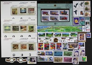 CANADA-Postage-Stamps-1995-Complete-Year-set-collection-Mint-NH-See-scans