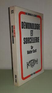 Démonologie et sorcellerie Par Sir Walter Scott