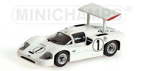 Chaparral 2f – Hill/Spence-Brands Hatch 1967-Minichamps 1967-Minichamps Hatch 1:43 - 436671401 cdf9cf