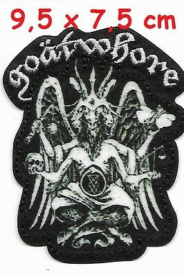 Goatwhore - patch - FREE SHIPPING