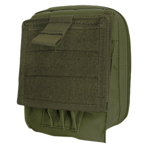 CONDOR TACTICAL ARMY KARTE DOCUMENT POUCH VERANSTALTER MOLLE BRIEFTASCHE OLIV