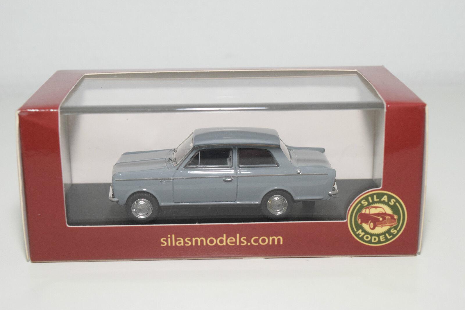. SILAS  MODELS SM43006A VAUXHALL VIVA HA DE LUXE 1964 gris MINT BOXED  vente pas cher