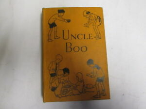Good-UNCLE-BOO-Everett-Green-Evelyn-No-dust-jacket-Previous-owner-039-s-inscr