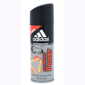 abb22a2a03d4c Details about Adidas EXTREME POWER 48H DEODORANT BODY SPRAY 5 OZ 150 ML FOR  MEN Fast Shipping