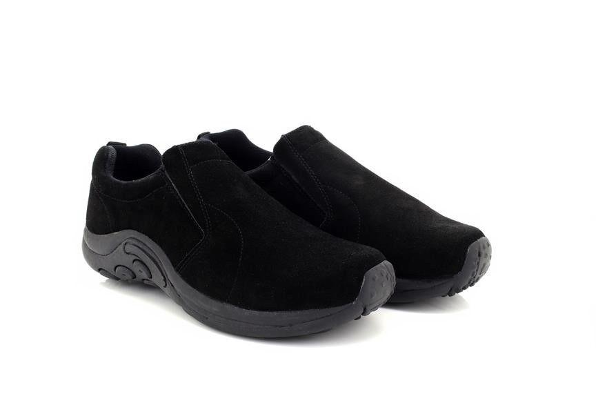 Pdq Ryno T586 pelle Unisex Doppio Rinforzo Giungla shoes Casual black