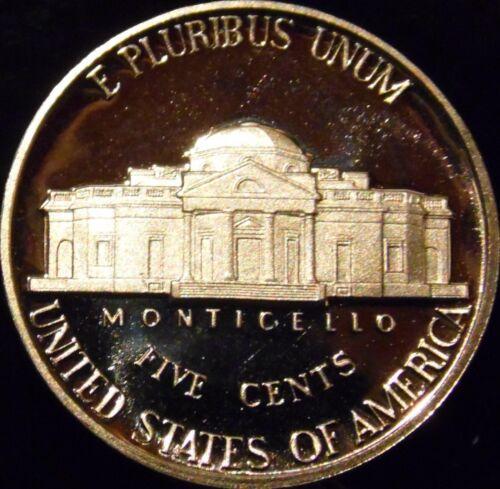 1984-S Jefferson Nickel Gem Proof Uncirculated