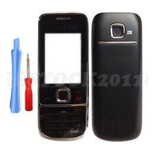 Silver Black Fascia Full Housing Case Cover Keypad for Nokia 2700C 2700+Tools