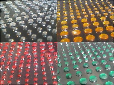 Home & Garden Household Supplies & Cleaning Kind-Hearted 120 X 2mm 3mm 4mm 5mm Adesivo Strass Adesivo Gemme Natale Strass Structural Disabilities