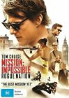 Mission Impossible - Rogue Nation (DVD, 2015)