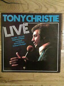 Tony-Christie-Live-MCF-2703-Vinyl-LP-Album