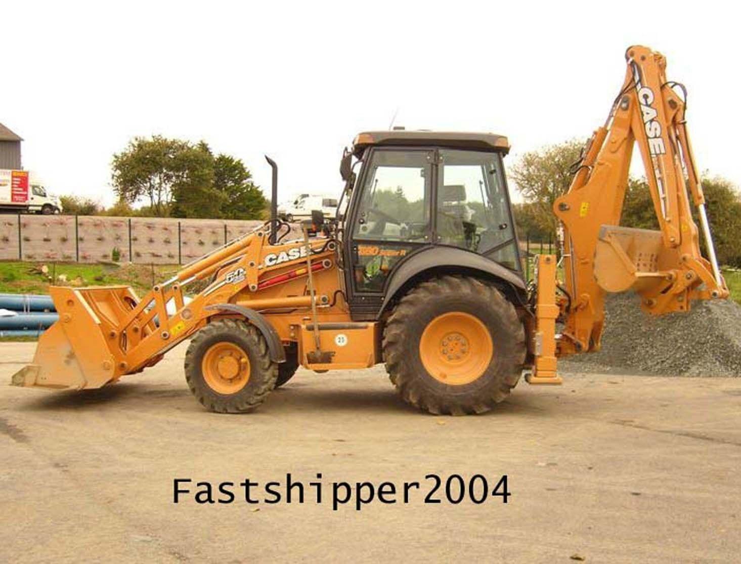case 580 sr 580 super r 595 sr 695 sr tractor backhoe loader tlb rh ebay com Case 695 Tractor Review IH 444