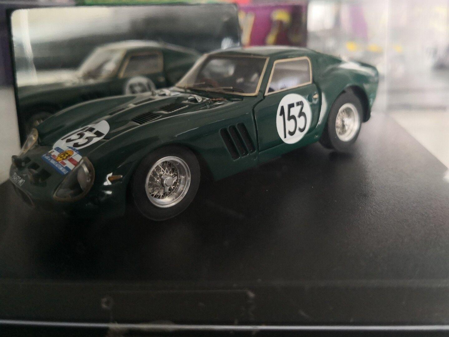 BBR 1 43 - GTO02 FERRARI 250GTO Tour de France 1962 Piper