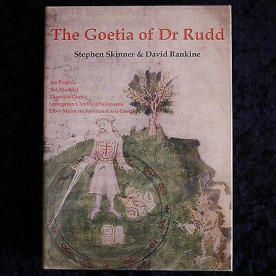 The Goetia of Dr. Rudd