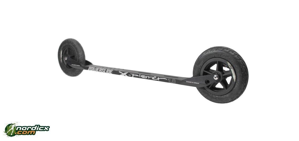 Skiroller   Rollski Cross Offroad POWERSLIDE X-PLORER 1.0, Gr. M,