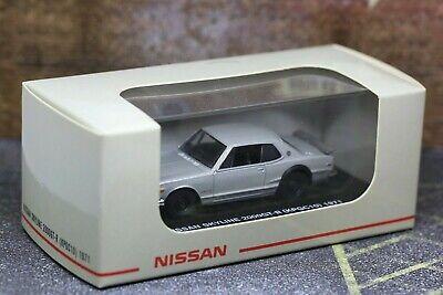 Kyosho Nissan Skyline 2000 GT-R  1//64 NP07