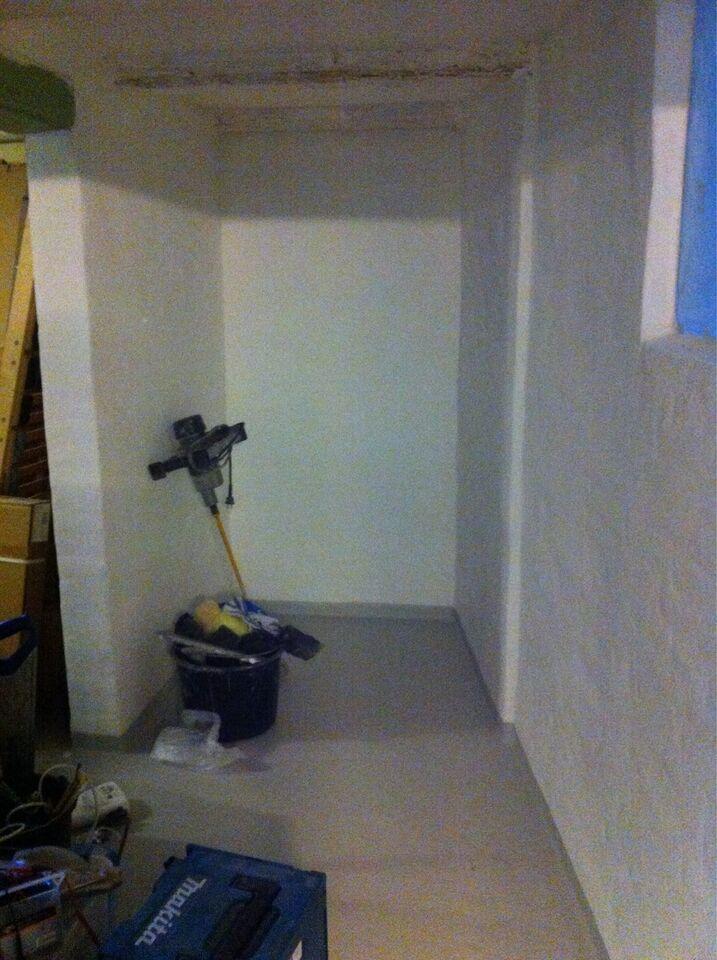 håndværker/handyman, tiltrædelse Nu