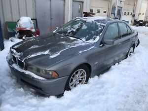 Bmw 540 for parts