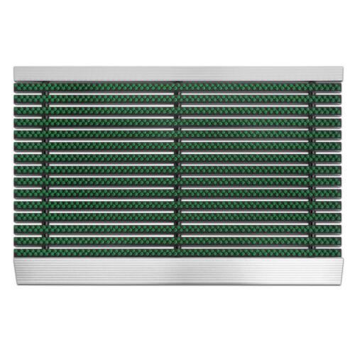 Profi Brush Design Fußmatte Türmatte Fussabtreter Eingangsmatte Fussmatten Grün