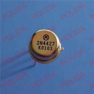 1PCS RF/VHF/UHF Transistor MOTOROLA/ST TO-39 2N4427
